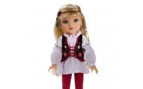 """Кукла Олеся """"От Сердца к Сердцу"""""""