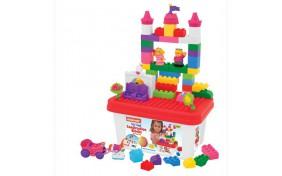 Игровой набор из блоков Kiddieland - Замок