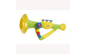 Музыкальная игрушка Little Tikes - Труба (свет)