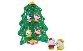 Игровой набор Hello Kitty - Рождественская ёлка.
