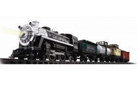 Поезд EZ-TEC  РК Экспрес Черный каньен