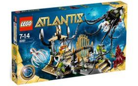 Ворота кальмара Lego Atlantis