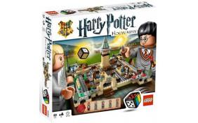 """""""Гарри Поттер"""" Хогвардс - Настольная игра Lego"""