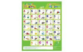 Говорящая азбука Знаток Весела абетка - украинский язык