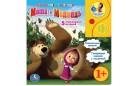 Книга серии Говорящие Мультяшки – Маша и Медведь