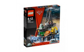 Операция Нефтяная вышка Lego Cars 2