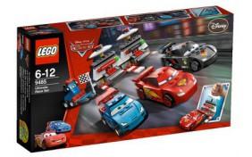 Крутой гоночный набор Lego Cars 2