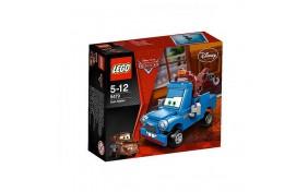 Иван Мэтр Lego CARS 2