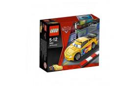 Джефф Горветт Lego Cars 2