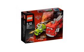 Команда спасения Lego Cars 2