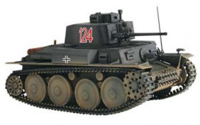 Танк германский 38(T)