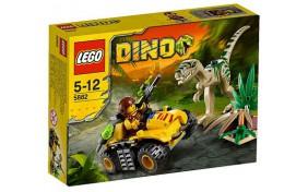 Засада целофизиса Lego Dino