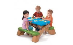 Складной столик для пикника Step2