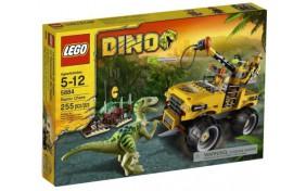 Охота на рапторов Lego Dino