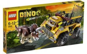 Ловушка для трицератопса Lego Dino