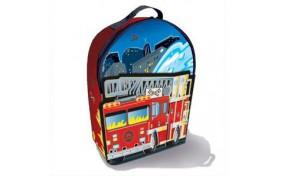 Игровой набор-рюкзак Neat-Oh Пожарный домик