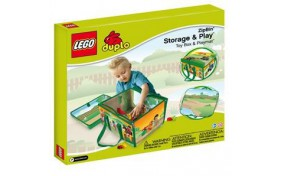 Игровой набор-бокс Neat-Oh LEGO DUPLO ZipBin
