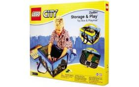 Игровой набор-бокс Neat-Oh Минифигурки Lego City ZipBin