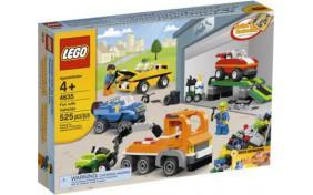 Веселый транспорт Lego