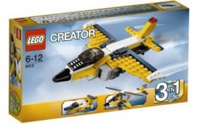 Супер летчик Lego Creator