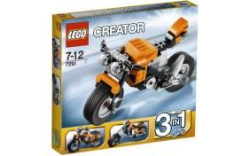 Уличный мятежник Lego Creator