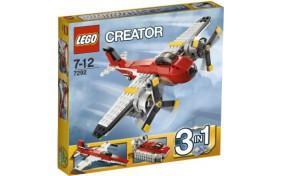 Приключения с пропеллером Lego Creator