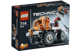 Мини - эвакуатор Lego Technic
