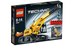 Гусеничный кран Lego Technic