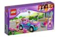 Крутой автомобиль Стефании Lego Friends