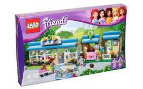Ветеринарная клиника - Lego Friends 3188