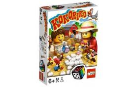 """Настольная игра """"Ку-ку-ри-ку"""" Lego"""