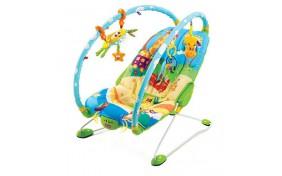 Массажное кресло Tiny Love - Жители саванны
