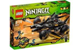 Атака Коула Lego Ninjago
