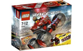 Сумасшедший демон Lego Racers