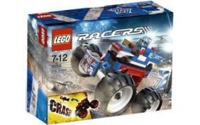 Звездный нападающий Lego Racers