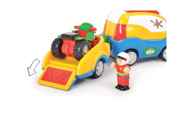 Игрушки для мальчиков WOW Олли - внедорожник (W10320) в каталоге ТехноПорта