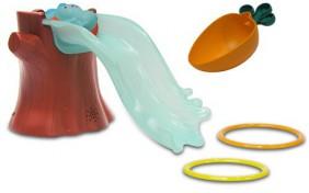 Интерактивная игрушка для игры в ванной - Аквапарк Бани Ouaps