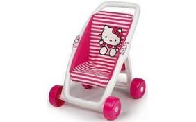 Коляска для кукол Hello Kitty Smoby
