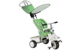 Велосипед Smart Trike Recliner Stroller 4 в 1 - зеленый