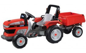 Трактор Diesel Peg-Perego