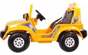 Джип Off-Roader 4х4 Jet Runner - желтый