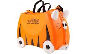 Детский дорожный чемоданчик TRUNKI TIGER TIPU