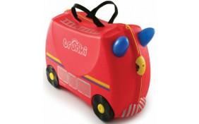 Детский дорожный чемоданчик TRUNKI FREDDIE