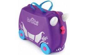 Детский дорожный чемоданчик TRUNKI PENELOPE