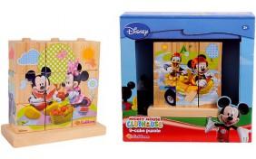 Кубики Mickey Mouse Eichhorn