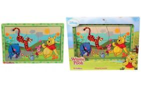 Пазлы в рамке Winnie Pooh Eichhorn