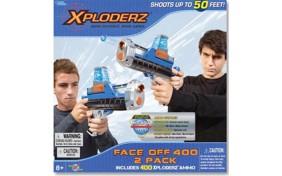 Набор Face-Off 400 Xploderz
