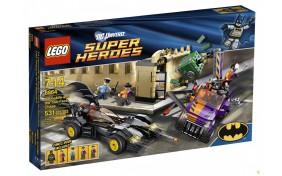 Бэтмен против Двуликого Lego Super Heroes