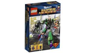 Супермен против робота Лекса Lego Super Heroes