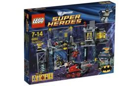Логово Бэтмена Lego Super Heroes